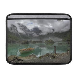 Lake Bondhus Norway Sleeves For MacBook Air
