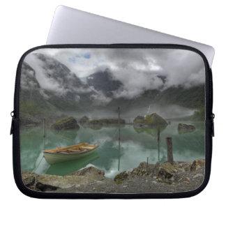 Lake Bondhus Norway Laptop Sleeve