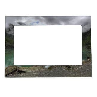 Lake Bondhus Norway Magnetic Picture Frame