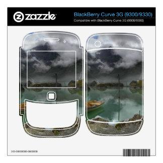 Lake Bondhus Norway BlackBerry Curve Skin