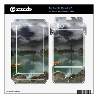Lake Bondhus Norway Motorola Droid X2 Skin