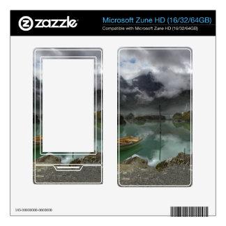 Lake Bondhus Norway Skin For The Zune HD