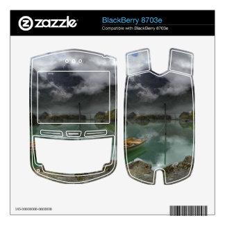 Lake Bondhus Norway BlackBerry 8703e Decal