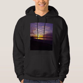 Lake_Bonney,_Barmera,_Australia,_Hooded_Sweatshirt Hoodie