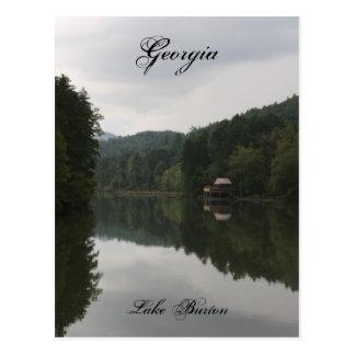 Lake Burton Postcard