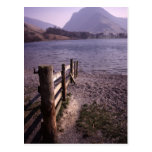 Lake Buttermere Postcard