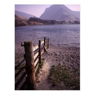 Lake Buttermere Postcard