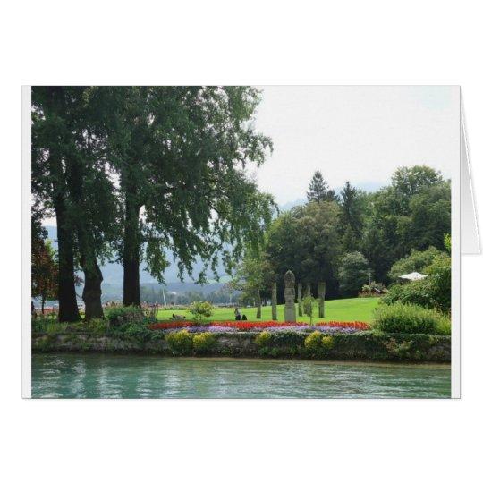 Lake Card