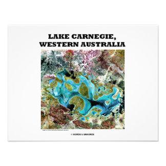 Lake Carnegie Western Australia Custom Announcements