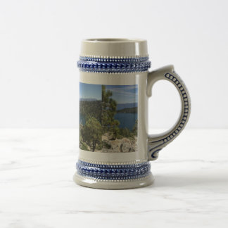 Lake Cascade In South Lake Tahoe Beer Stein