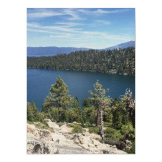 Lake Cascade In South Lake Tahoe Card