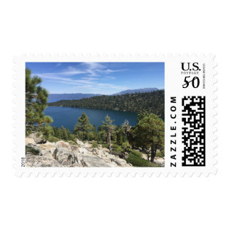 Lake Cascade In South Lake Tahoe Postage
