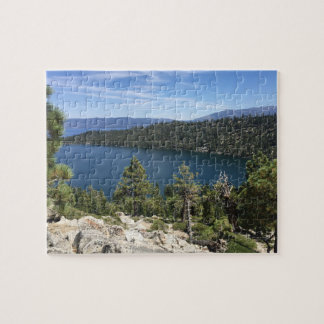 Lake Cascade In South Lake Tahoe Puzzle