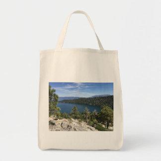 Lake Cascade In South Lake Tahoe Tote Bag