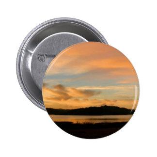 Lake Casitas Sunrise Button