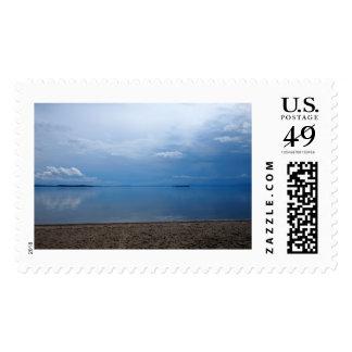 Lake Champlain - Burlington, Vermont Postage