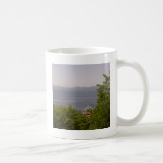 Lake Champlain from Battery Park, Burlington, VT Coffee Mug