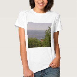 Lake Champlain from Battery Park, Burlington, VT Shirt