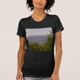 Lake Champlain from Battery Park, Burlington, VT T Shirt