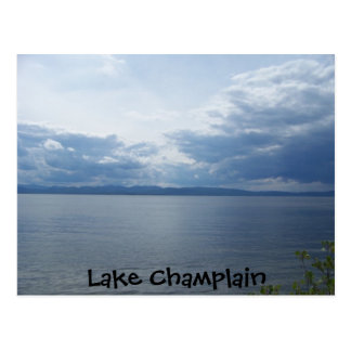 Lake Champlain Postcard