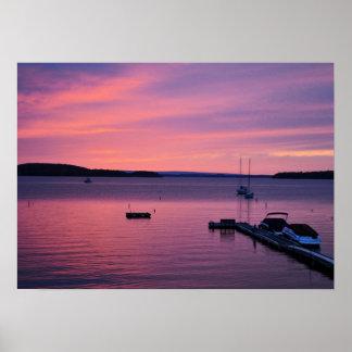 Lake Champlain Print