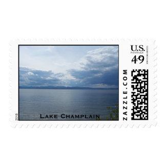 Lake Champlain stamp