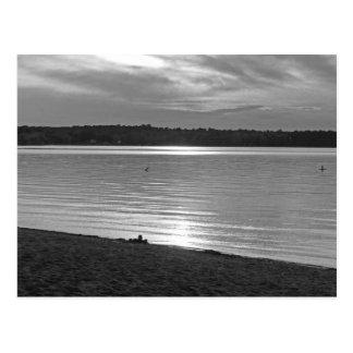 Lake Champlain Sunset Postcard