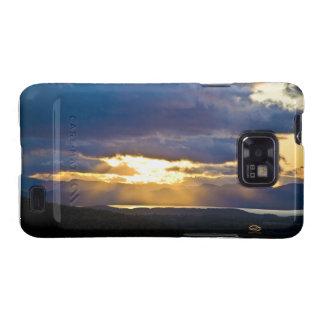 Lake Champlain Sunset Vermont Samsung Galaxy Cover