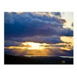 Lake Champlain Vermont Sunset Postcards