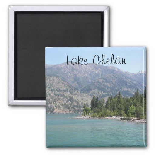 Lake Chelan Refrigerator Magnets