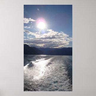 Lake Chelan Poster