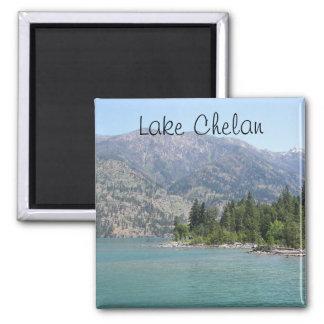 Lake Chelan Travel Photo Magnet