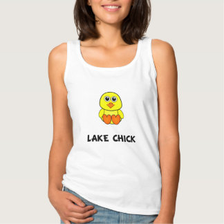 Lake Chick Tank Top