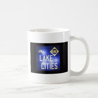 Lake Cities Railroad Sign Mug
