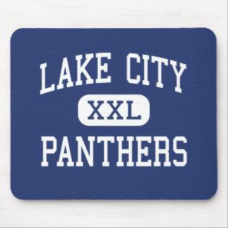 Lake City - Panthers - High - Lake City Mouse Mats