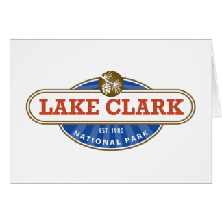 Lake Clark National Park Card