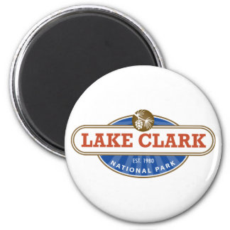 Lake Clark National Park Magnet