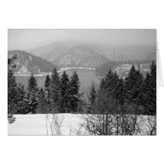 Lake Coeur d'Alene Greeting Cards