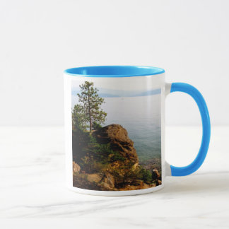 Lake Coeur dAlene Idaho mug photography