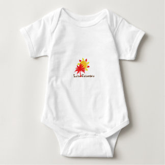 Lake Columbia Baby Bodysuit