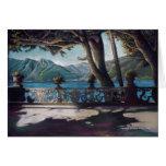 Lake Como Card