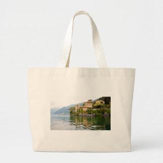 Lake Como Large Tote Bag