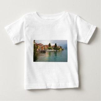Lake Como MIlan Baby T-Shirt