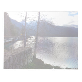 Lake Crescent off U.S. Route 101 Notepad