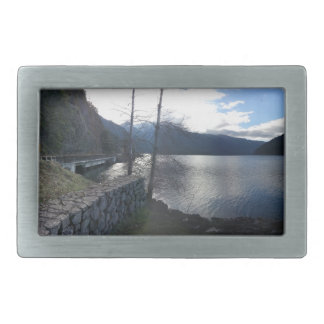 Lake Crescent Olympic National Park Belt Buckle