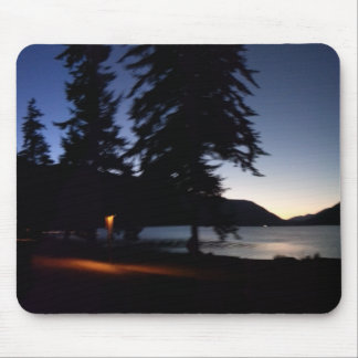 Lake Crescent Olympic National Park Mouse Pad
