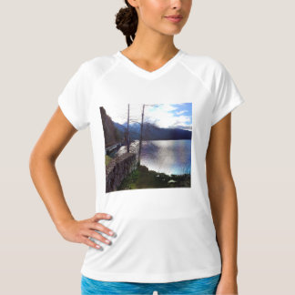 Lake Crescent Olympic National Park T-Shirt