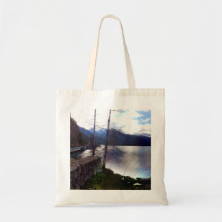 Lake Crescent Olympic National Park Tote Bag