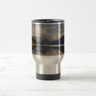Lake Crescent Travel Mug