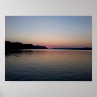 Lake Cumberland Sunrise Print